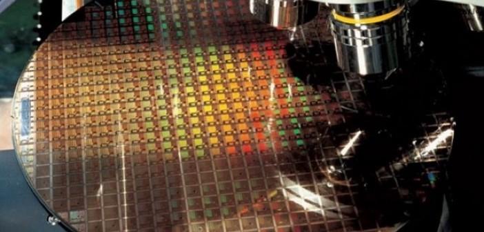 TSMC Chip Wafer