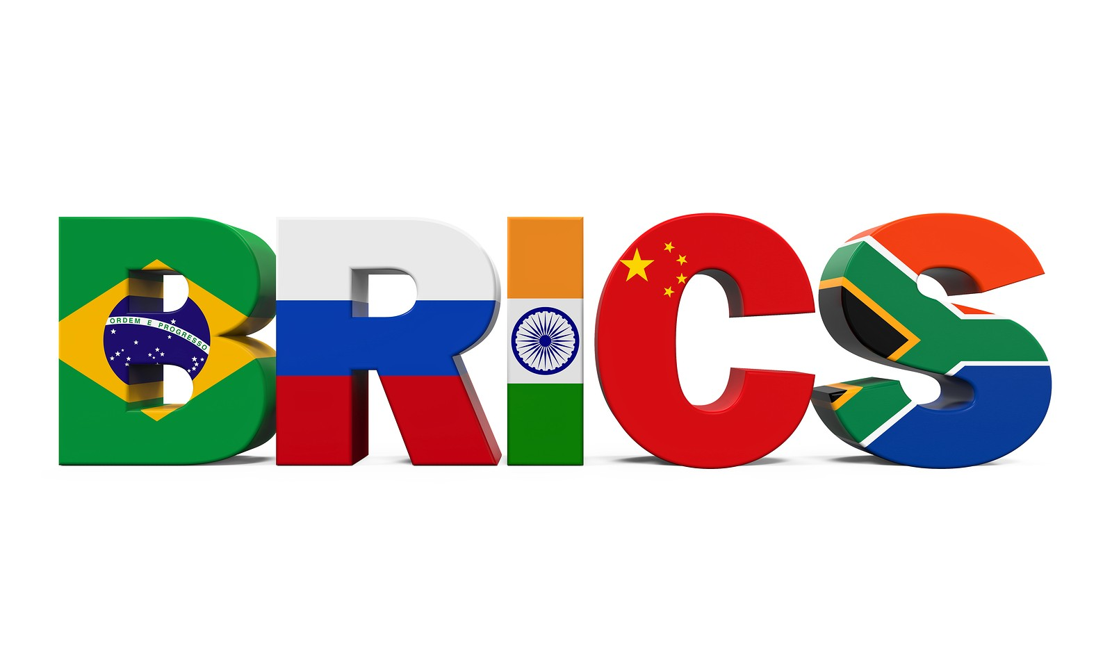 BRIC developing countries