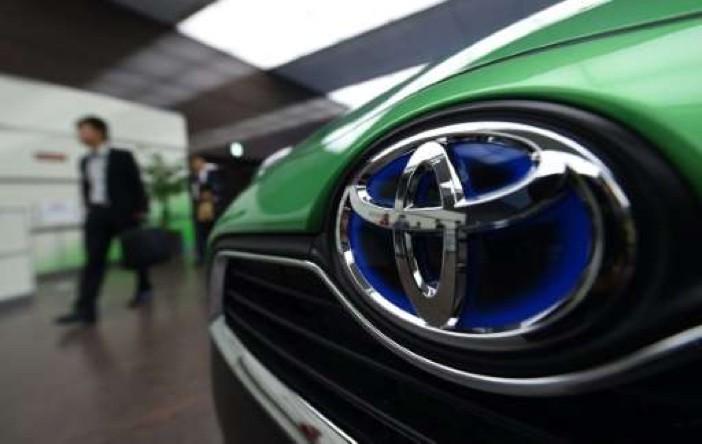 Toyota Car Autonomous Vehicles