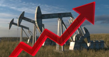 oil wells price of oil rising