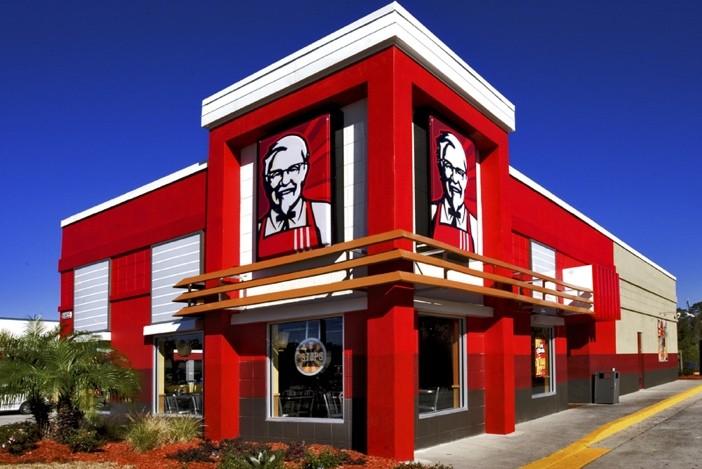 KFC Apple Pay