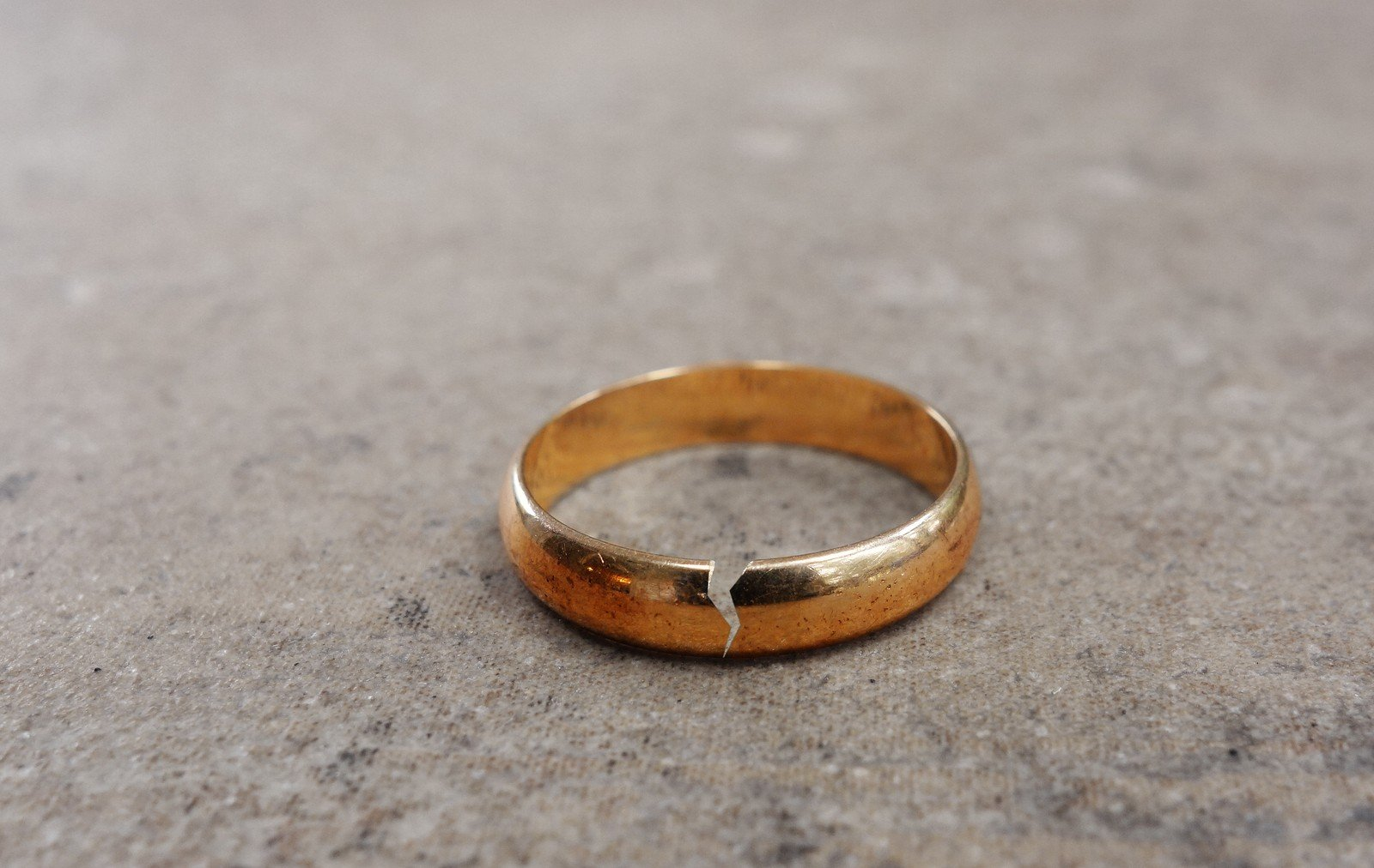 Divorce Ring
