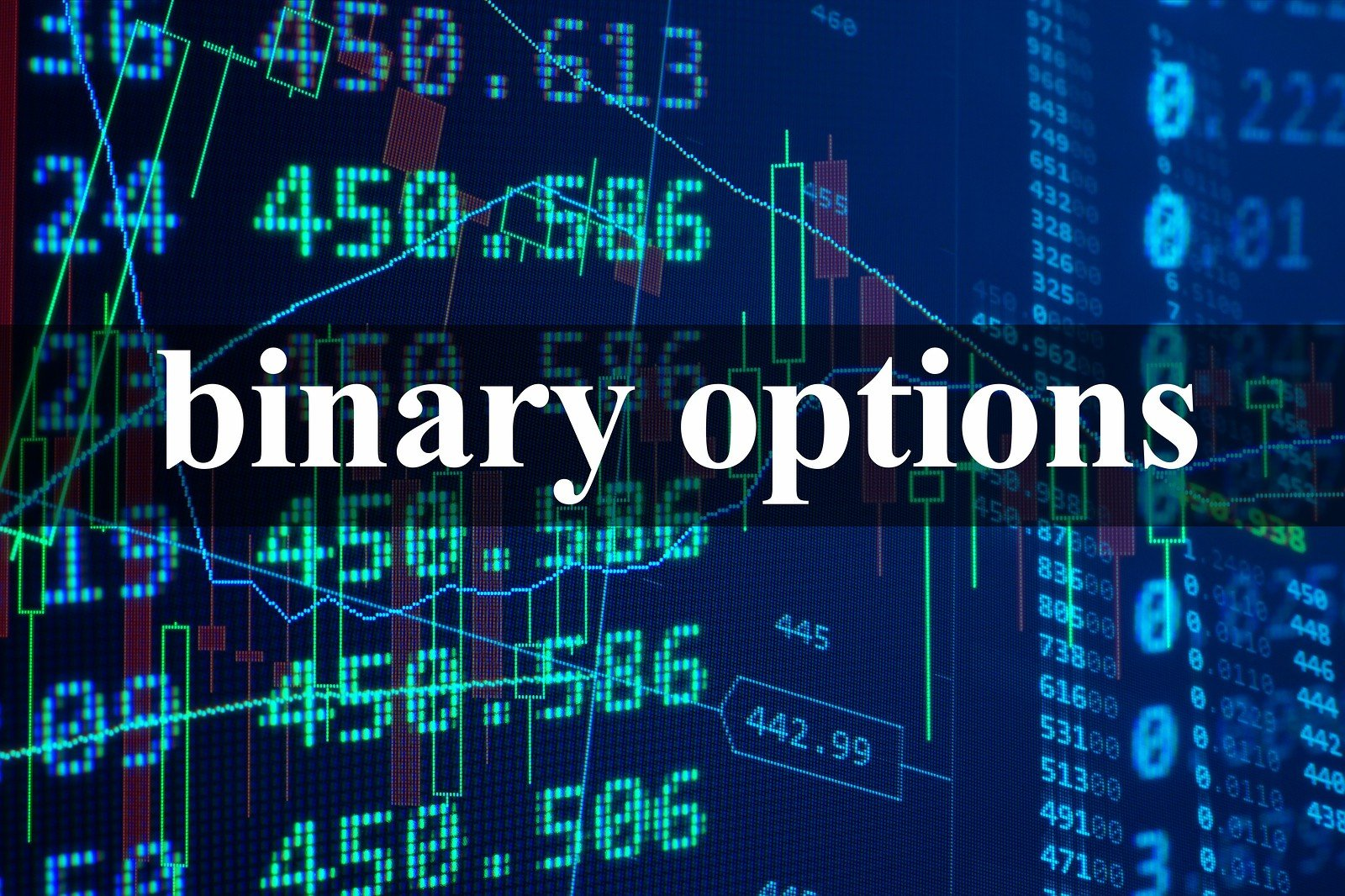 Regulated binary options australia