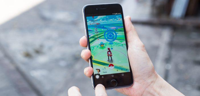 pokemon Go on the iPhone