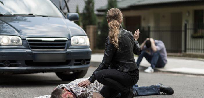Victim Of Car Accident